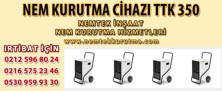 Nem Kurutma Cihazı TTK 350   NEMTEK NEM ALMA 0530 959 93 30 http://www.nemtekkurutma.com/pagedetails/53/nem-kurutma-cihazi-ttk-350/