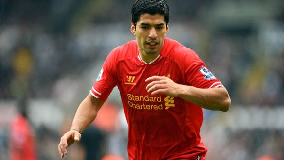 Brendan Rodgers says this season will not be Luiz Suarez's last at Liverpool as he looks to bring the glory days back to Anfield. #football #dafasports