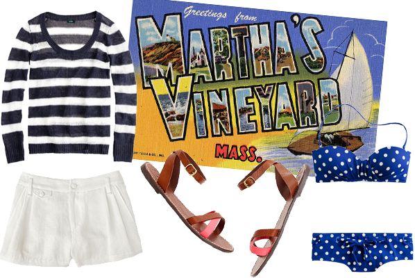 What to pack to Martha's Vineyard--Veet #SmoothSummer Guide: Vineyardveet Smoothsumm, Martha Vineyardveet
