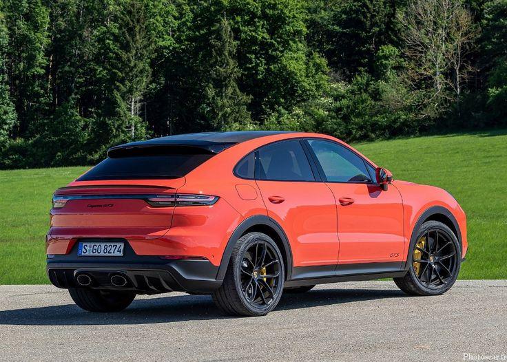 Porsche Cayenne GTS 2020 Elle passe à nouveau à un
