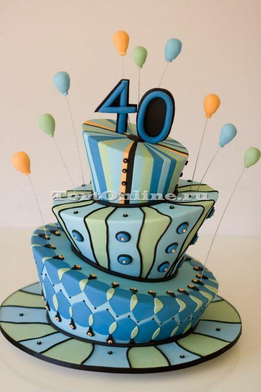 Торт заказать юбилей 50 лет