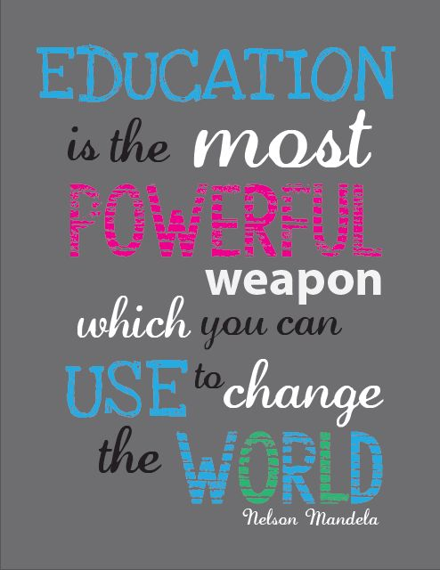 25 best Thoughts On Education images on Pinterest | Teaching ideas ...