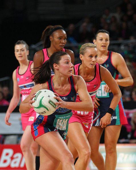 Maddie Browne, Vixens v Thunderbirds, ANZ Championships 2012 #netball