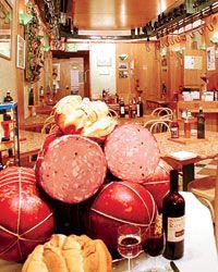 Food Lover's Bologna - markets, restaurants, desserts