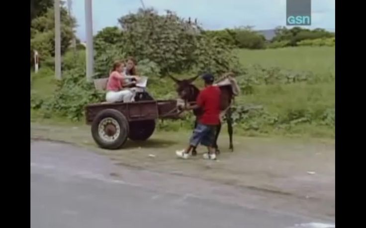 S3E1: DETOUR: Wheels: Direct your donkey to next route marker.