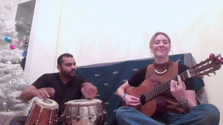 CLOSER - Rafta Rafta Woh Meri covered by Tanya Wells and Aref Durvesh