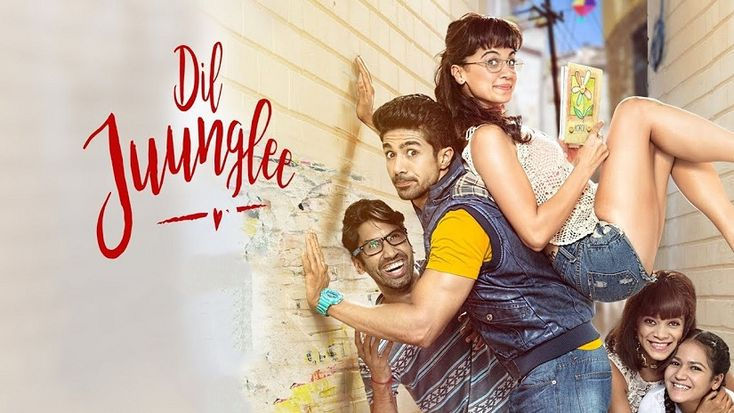Dil Juunglee film review: Even Taapsee Pannu, Saqib Saleem can't make such unbelievably poor writing, instructions work- Entertainment News, Firstpost https://cstu.io/46310e