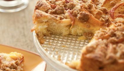 Summer Peach CoffeecakePeaches Coffeecake Sooo, Coffee Cake