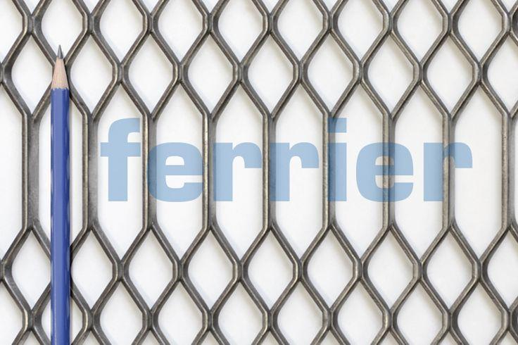 Ferrdxm0020 pattern, mild steel (unfinished) material.