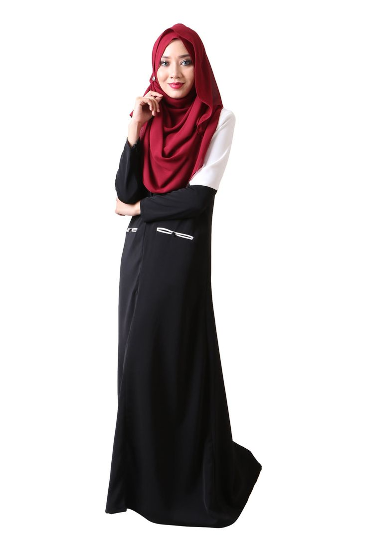 139 Best Jubah Muslimah Images On Pinterest Malaysia Hijab Fashion And Hijab Styles
