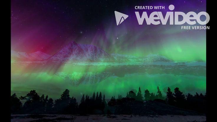 Spiritual world-Aurora Borealis