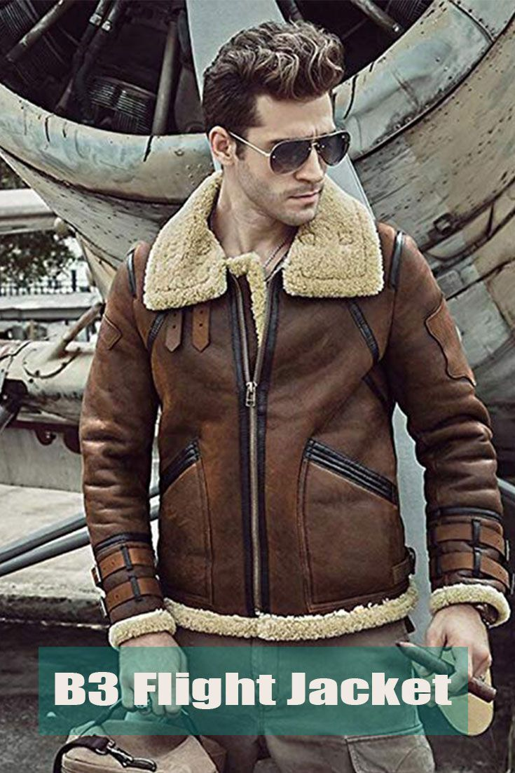 6 Best Men S Shearling Jacket Styles That You Can Buy Menstopspot Com