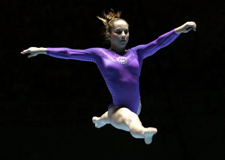 Carly Patterson (USA) HD Artistic Gymnastics Photos