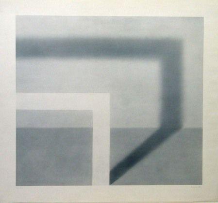 shadow picture II, 1968 / gerhard richter
