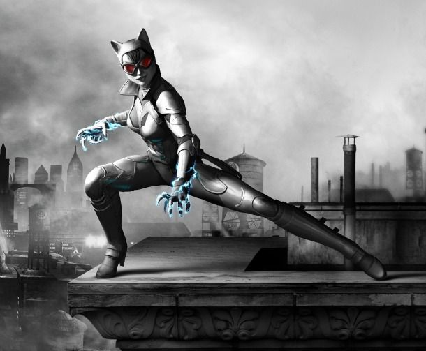 Catwoman Gets New Costume In Wii U's Batman: Arkham City - News - www.GameInformer.com