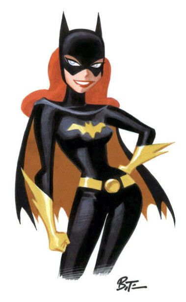 Batman: The Animated Series - Batgirl