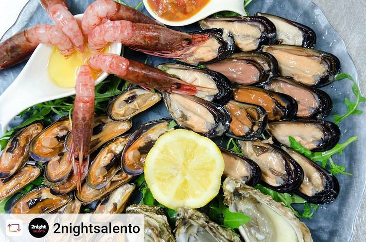Voglia di mare?  #lamantagnata #salentoesoncontento #Salento #melendugno #ristorantilecce #seafood #igerssalento