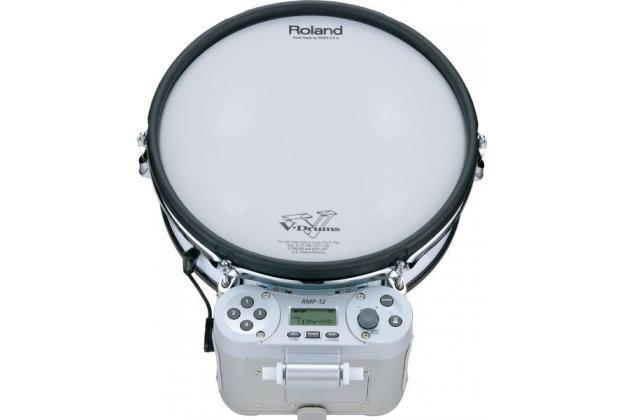 Roland RMP-12 digital marschtrumma på Tradera.com