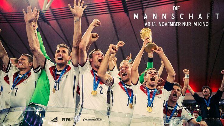 Die Mannschaft – Offizieller Trailer des WM-Films der deutschen Fussballnationalmannschaft [Video]… granad sein Block!