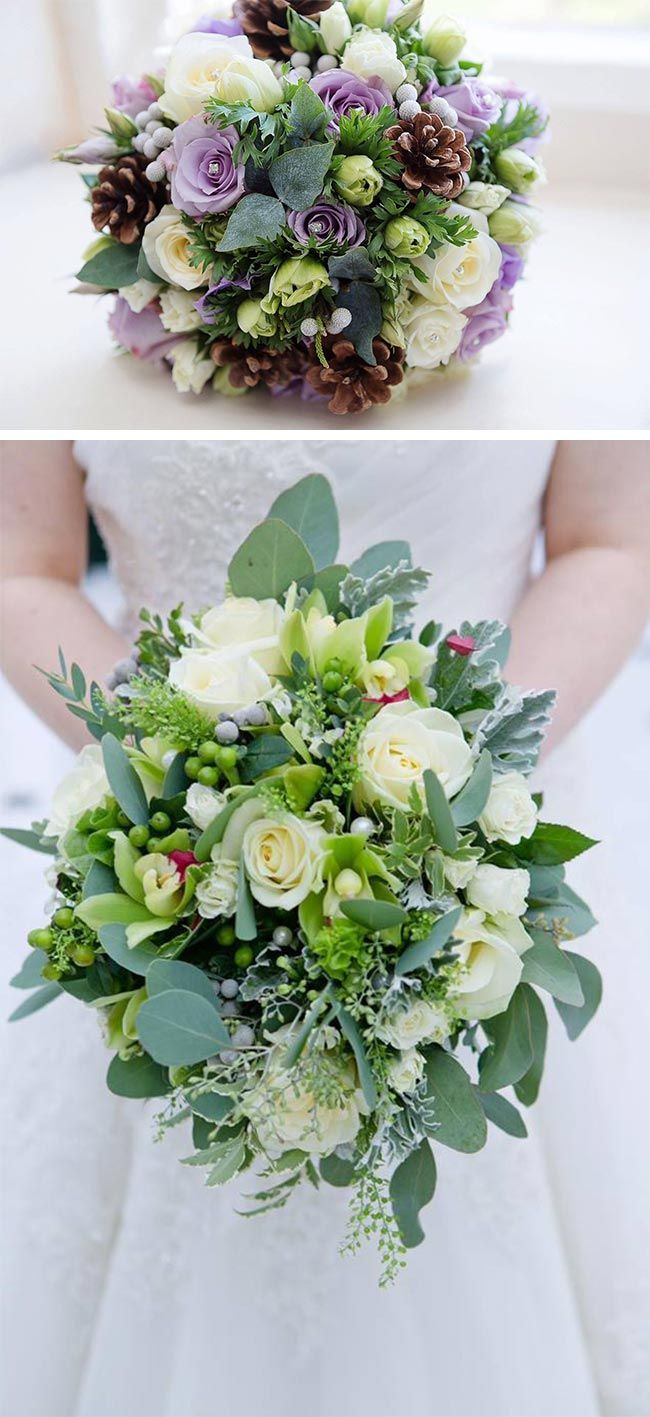 Roses are available in a wide choice of colours in September. Round in shape with pinnate-leaves and lots of beautiful petals, they can be used in a variety of designs. There's something seriously romantic about a rose wedding bouquet and they also look stylish as a boutonniere too.