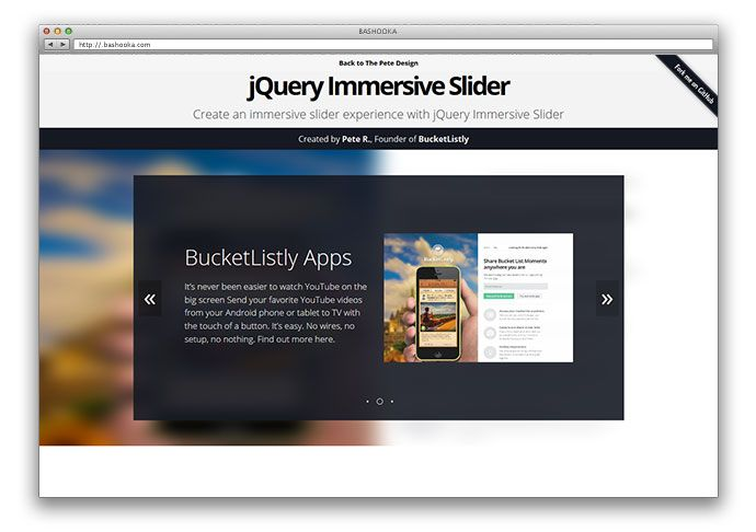 10 AWESOME JQUERY IMAGE SLIDER & SLIDESHOW PLUGINS
