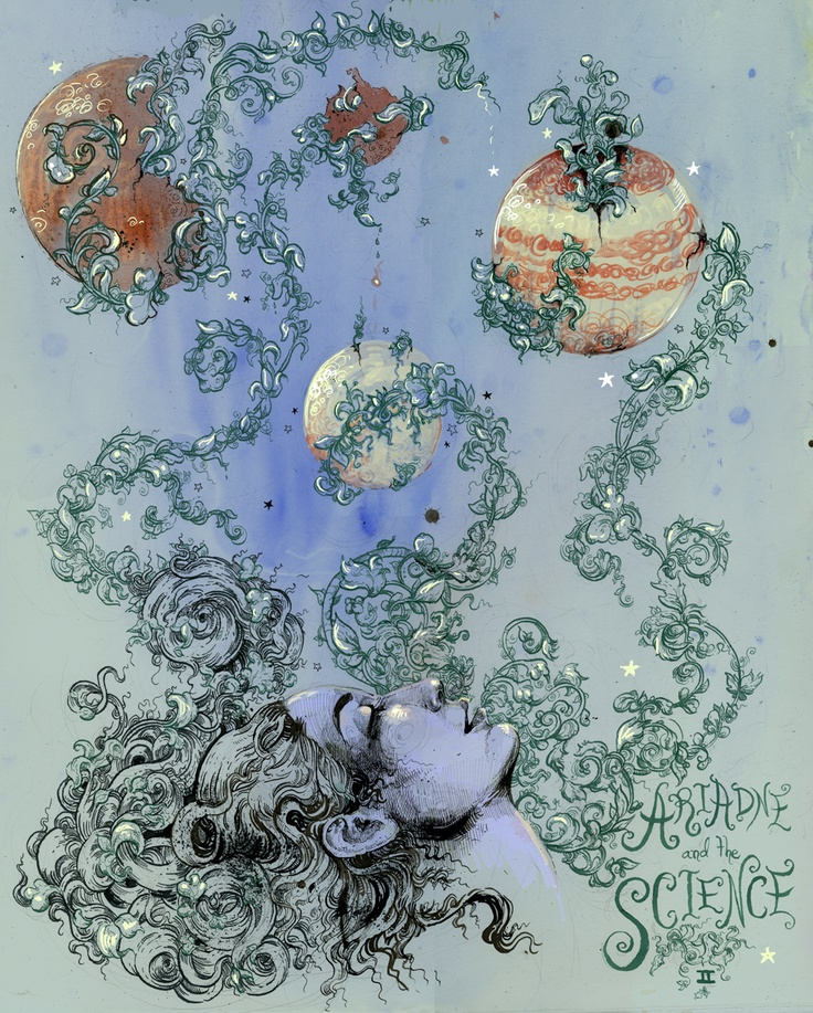 Warren Ellis » ARIADNE AND THE SCIENCE: 2/5 – by Molly Crabapple & Warren Ellis