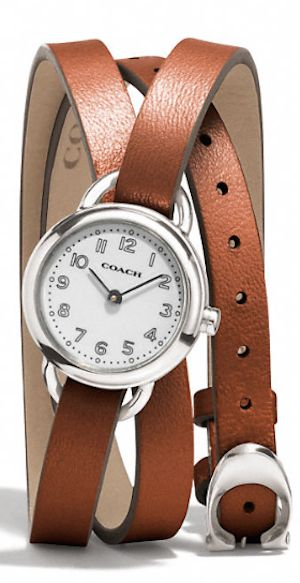 #brown leather wrap watch http://rstyle.me/n/m9g3vr9te