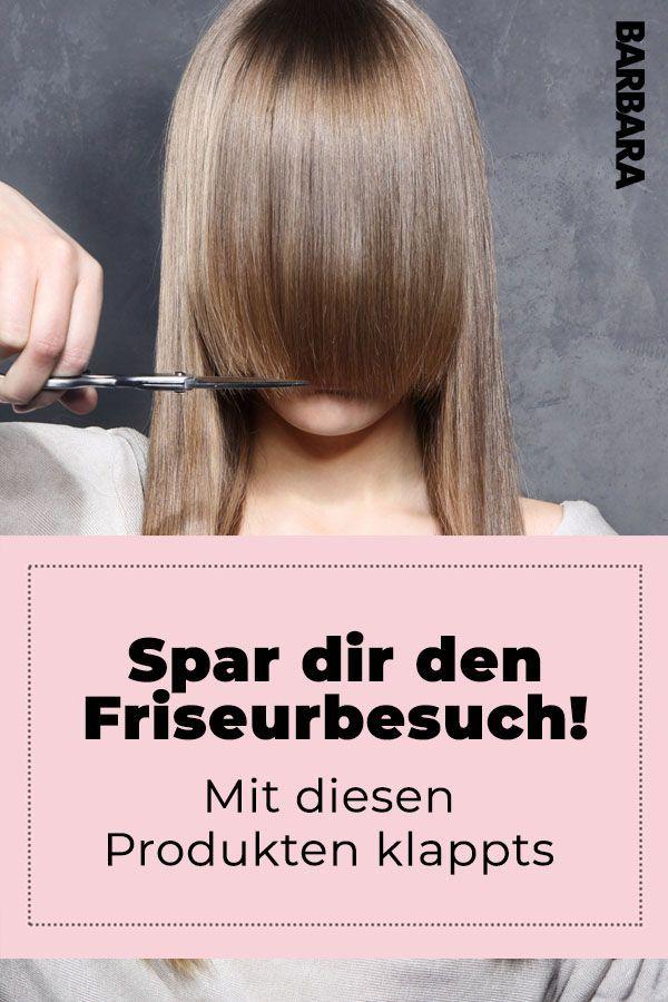 Mit Diesen Tipps Kannst Du Dir Den Friseurbesuch In Die Haare Schmieren Vorerst Zumi Haare Selber Schneiden Frisuren Fur Lange Haare Anleitung Schonheitshacks
