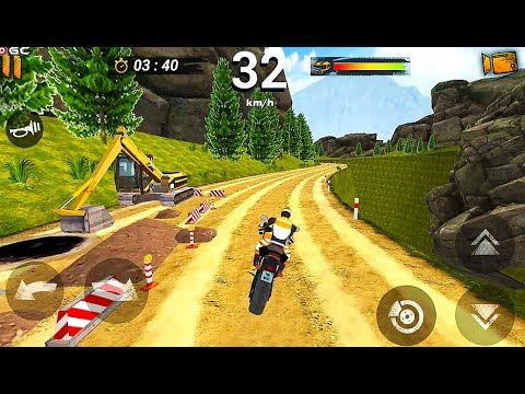 Bike Racing Off Road Extreme Mountain Motor Bike Games Android