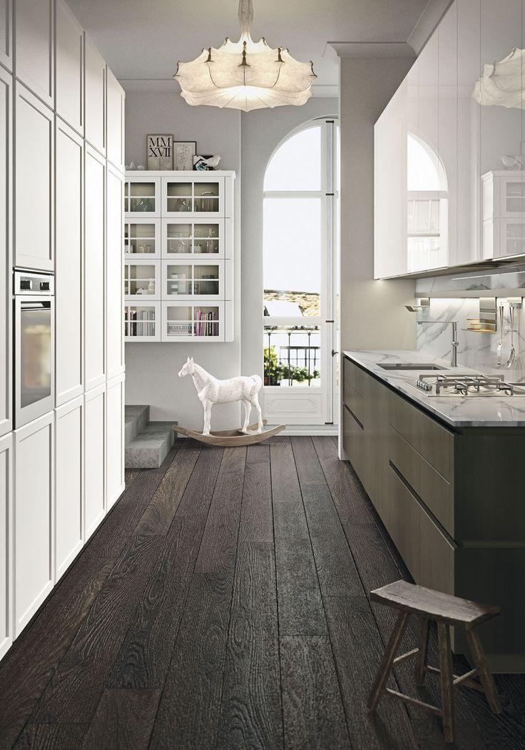Modern kitchens Snaidero Look photo