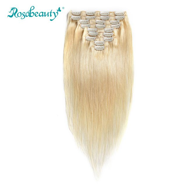 140G Clip In Hair Extensions remy hair ★ Quality product and excellent customer service.★ Ships to more than 200 countries and regions, such as USA, UK, AUSTRALIA.