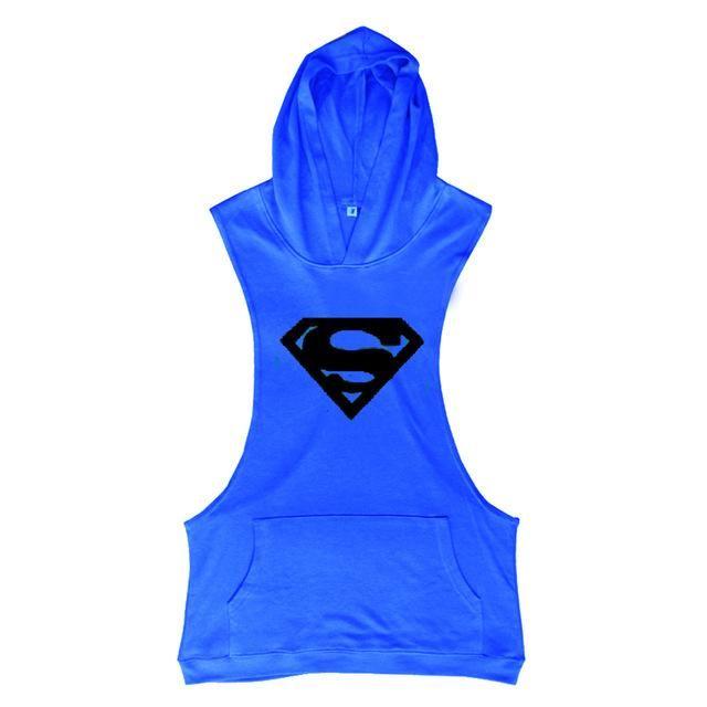 Men's Fitness! cotton bodybuilding workout tank tops gyms vest