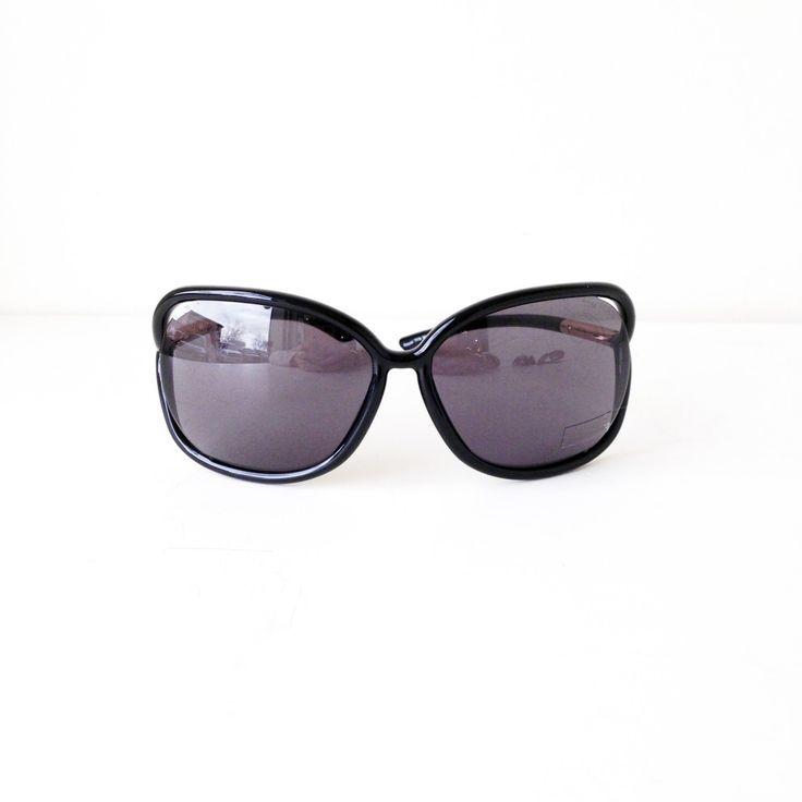 Mode Trend Sonnenbrille Helle Augenbrauen Unregelmäßige Seite Sonnenbrillen , Rosa Linse / Gold