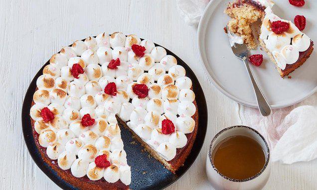 Klassens-time-kage: Mazarinkage, glutenfri og laktosefri | Liv Martine   opskrift | Dr. Oetker