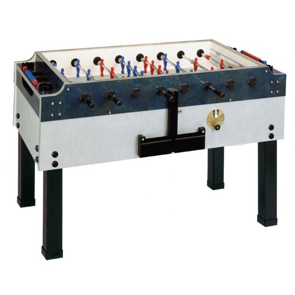 Garlando Coin Operated Olympic Outdoor Foosball Table- model GOLYAW