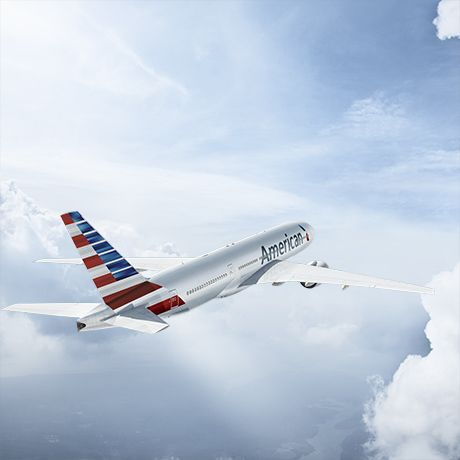 Becoming a new American   @American Airlines   American Airlines unveiled its new livery and logo on Thursday. It is the airline's first logo change in 45 years.
