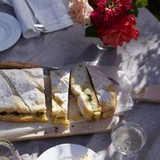 Garlic baguette | French recipes | Summer lunch ideas
