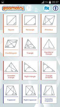 Geometry Solver Pro v1.31 FULL APK | APKBOO