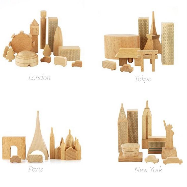 city in a bag blocks by muji