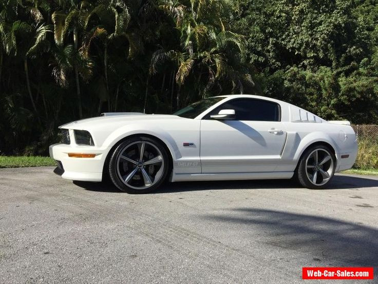 2007 Ford Mustang Shelby GT #ford #mustang #forsale #unitedstates