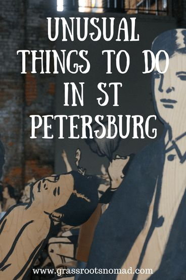 There is more to do in St Petersburg than cathedrals. Discover unusual things to do on your visit to St Petersburg Russia. Read more at www.grassrootsnomad.com