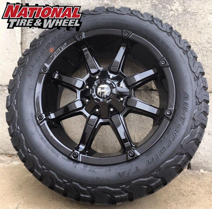 Fuel Wheels 20x9 >> 20X9 Fuel Off-Road Coupler / 275X55R20 BFGoodrich Ko2