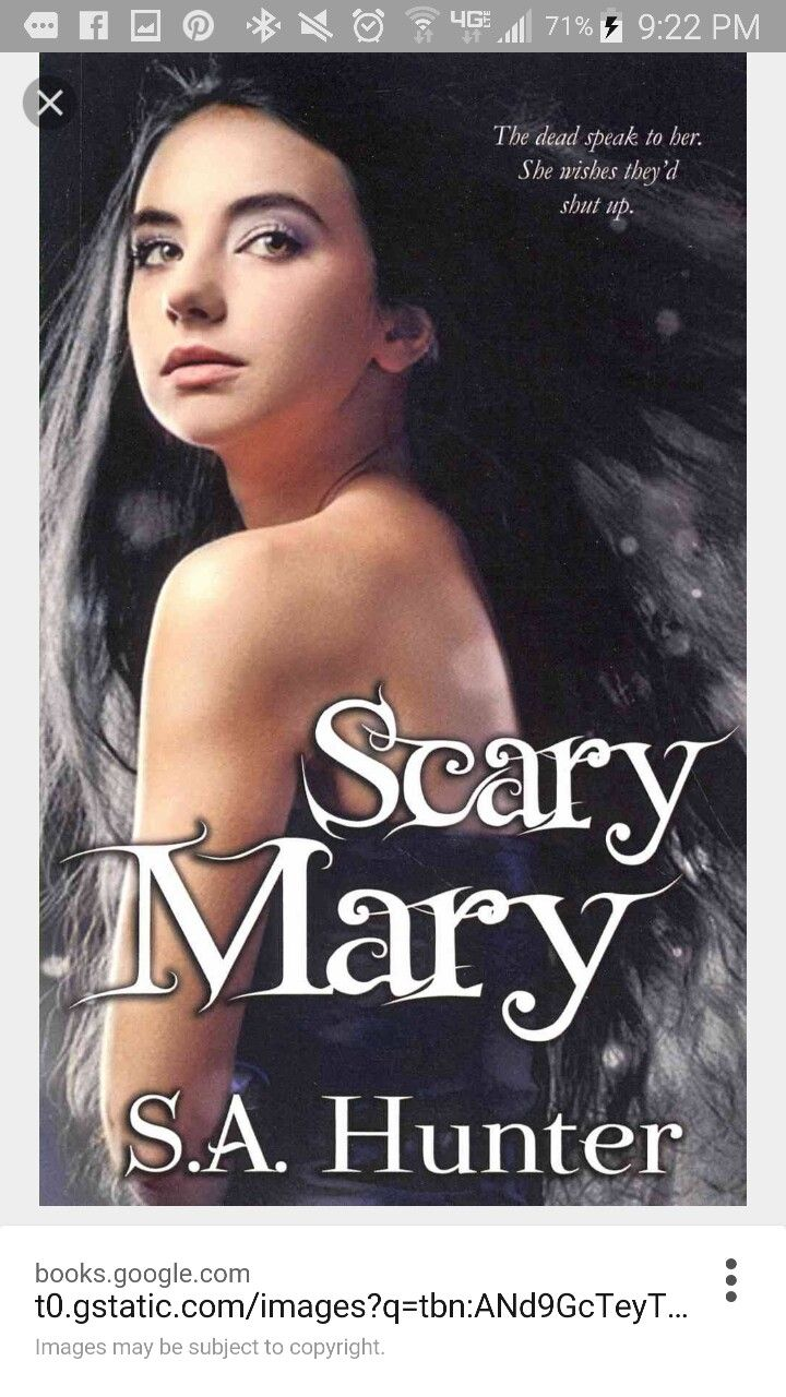 Great Deals On Scary Mary By Sa Hunter Limitedtime Free And Discounted  Ebook Deals For Scary Mary And Other Great Books