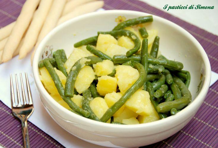Fagiolini e patate