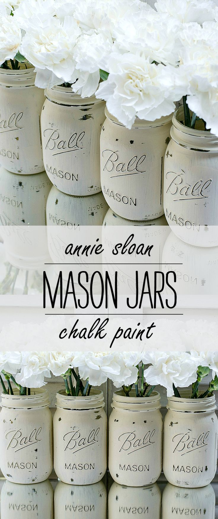 Painted Mason Jars 5412 Best Mason Jar Mania Images On Pinterest