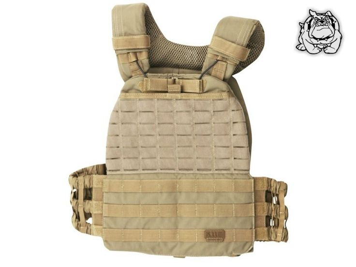 Chest Rigs and Tactical Vests 177891: 5.11 Tactical Tactec™ Plate Carrier 56100 / Sandstone 328 * New * -> BUY IT NOW ONLY: $189.99 on eBay!