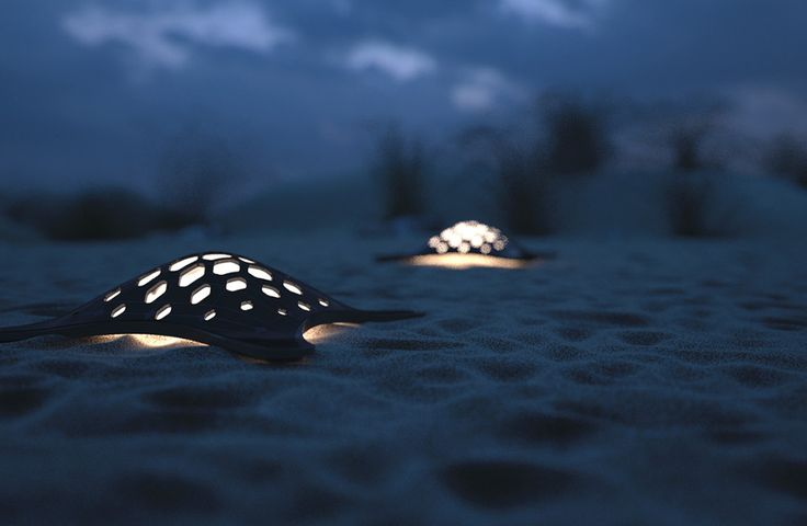 The Turtle Solar Lighting by UDObjects, was among the 23 top designs out of 233 entries in the 2015 VMODERN Furniture Design Competition organised by eVolo magazine.