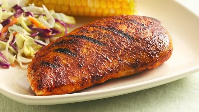 Ultimate Barbecue-Rubbed ChickenBarbecues Rubs Chicken, Chicken Recipes, Ultimate Barbecuerub, Chicken Dinner, Barbecues Chicken, Barbecue Rubs Chicken, Barbecuerub Chicken, Ultimate Barbecues Rubs, Ultimate Barbecue Rubs