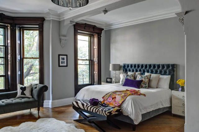 Best 25 brownstone interiors ideas on pinterest for Modern victorian bedroom designs