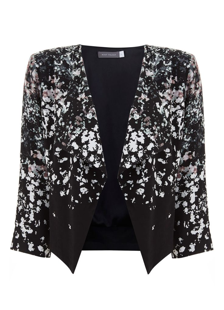 Willow Print Jacket | New in | MintVelvet #MintVelvet #AW15 #MVAW15